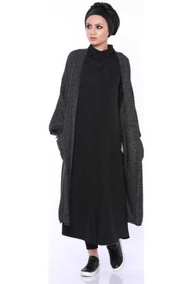 Zemin Giyim Kadın Hırka-09-615
