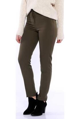 Zemin Giyim Dabıl Kumaş Büyük Beden Pantolon-3025