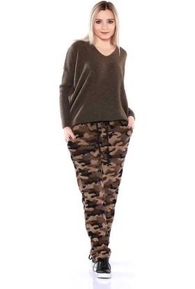 Zemin Giyim Kadın Pantolon-061-1