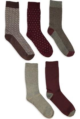 LC Waikiki Erkek 5'Li Soket Çorap