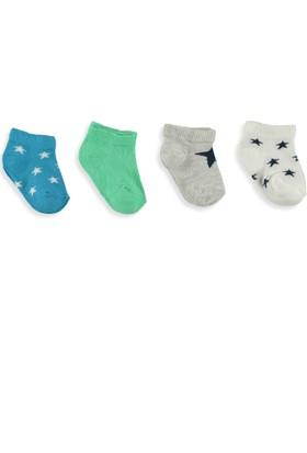 LC Waikiki Erkek Bebek 4'Lü Çorap