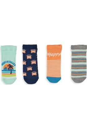 LC Waikiki Erkek Çocuk 4'Lü Çorap
