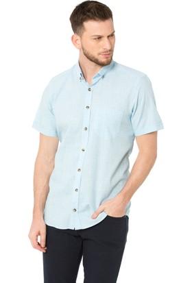 LC Waikiki Erkek Kısa Kollu Gömlek