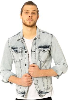 LC Waikiki Genç Erkek Jean Ceket