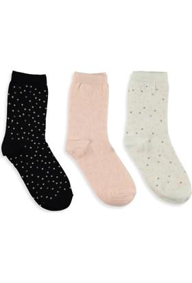 LC Waikiki Kadın 3'Lü Çorap