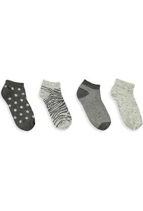 LC Waikiki Kadın 4'Lü Çorap