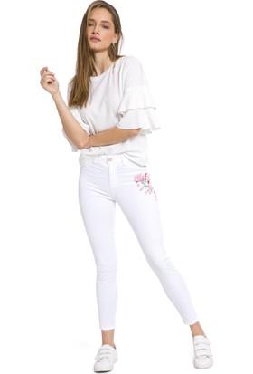 LC Waikiki Kadın Dar Paça Pantolon