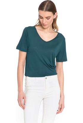 LC Waikiki Kadın V Yaka T-Shirt