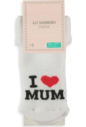 LC Waikiki Kız Bebek Soket Çorap