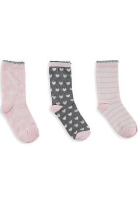LC Waikiki Kız Çocuk 3'Lü Çorap