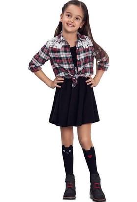 Penti Kız Çocuk Sweet Desenli Külotlu Çorap