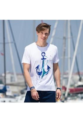 Biggdesign AnemosS Çapa Erkek T-Shirt