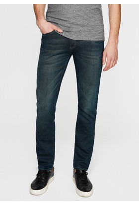 Mavi Erkek Jake Mavi Amerika İndigo Jean Pantolon