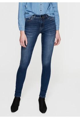 Mavi Kadın Alissa Gold Lux Move Jean Pantolon
