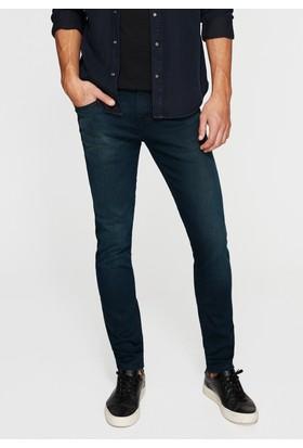 Mavi Erkek James Mavi Jet Black Jean Pantolon