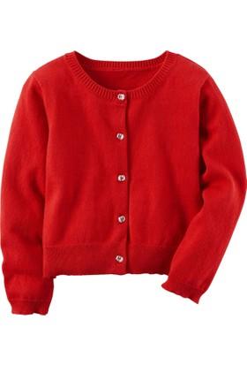 Carters Küçük Kız Çocuk Hırka-Yılbaşı 253H041