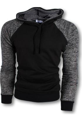Oksit Jackson Sweatshirt Siyah