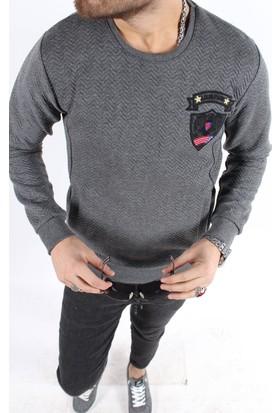 Oksit Louis 418 Jakar Polar Sweatshirt