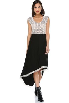 Quincey Kadın Robası Dantel Elbise