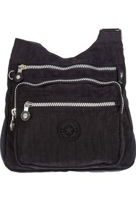 21K Smart Bags Çapraz Çanta Brc1127-0001 Siyah
