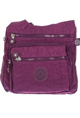 21K Smart Bags Çapraz Çanta Brc1127-0027 Mor