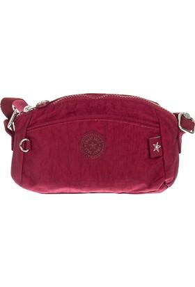 21K Smart Bags Çapraz Çanta Brc1149-0021 Bordo