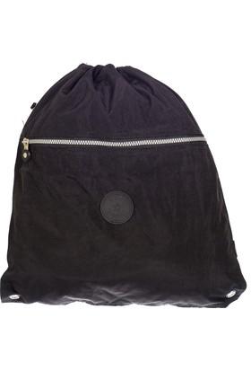 Barcelona İp Askılı Sırt Çantası Brc1156-0001 Siyah