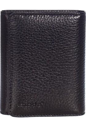 Cengiz Pakel Deri Cüzdan Cp65169 Siyah
