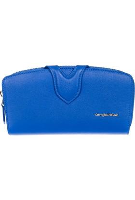 Cengiz Pakel Deri Cüzdan Cp65177 Mavi