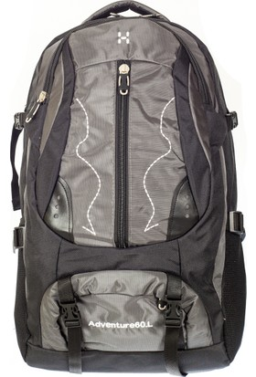 Hi-Bag Sırt Çantası Hcsrt220 Gri