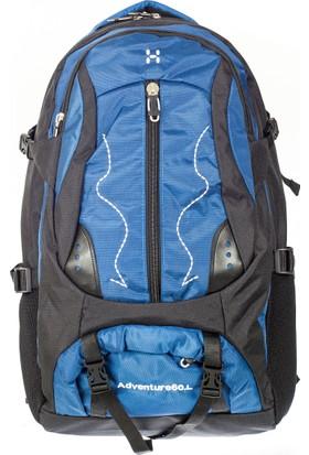 Hi-Bag Sırt Çantası Hcsrt220 Mavi