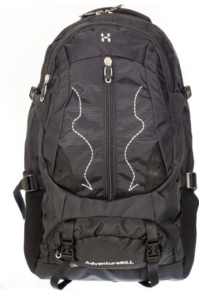 Hi-Bag Sırt Çantası Hcsrt220 Siyah