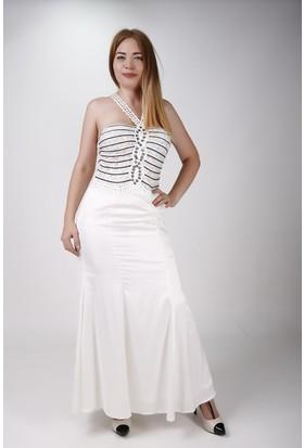 4cedc1d56 Beyaz Elbise Abiye Fiyatları ve Modelleri - Hepsiburada