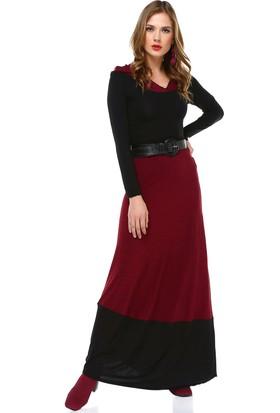 Quincey Kadın Maksi Elbise