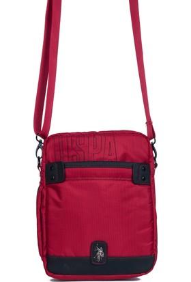 U.S. Polo Assn. Erkek Çapraz Askılı Çanta 0036 Kırmızı