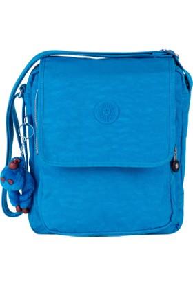 Kipling Çapraz Askılı Kadın Çanta 64592 - Açık Mavi