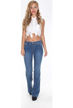 Moda Rota Ynr-130-602 İspanyol Paça Bayan Pantolon