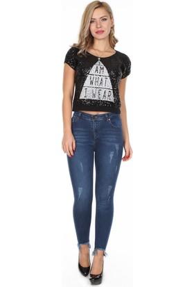 Moda Rota Ynr-520-411 Bayan Pantolon