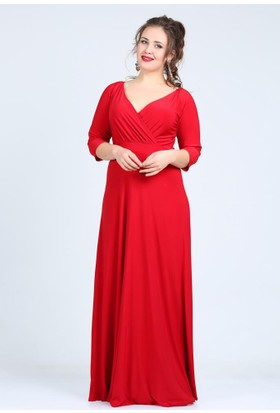 94fe96f2683df Kirmizi Elbise Modelleri ve Fiyatları & Satın Al - Sayfa 23