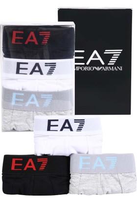 EA7 Emporio Armani 3Lü Boxer Set