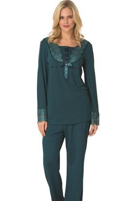 Şık Mecit 1727 Kadın Pijama Takımı