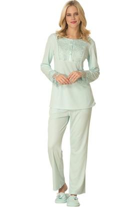 Şık Mecit 1737 Melisa Kadın Pijama Takımı