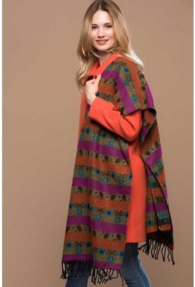 Zemin Giyim Kadın Şal-9159