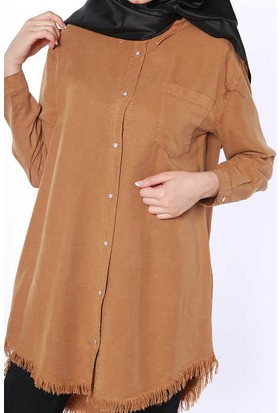 Zemin Giyim Renkli Tunik-6188