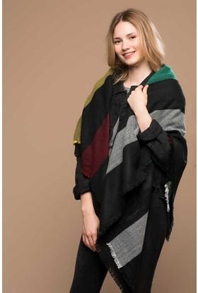 Zemin Giyim Kadın Şal-9153