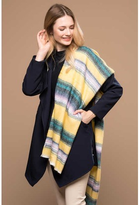 Zemin Giyim Kadın Şal-9154