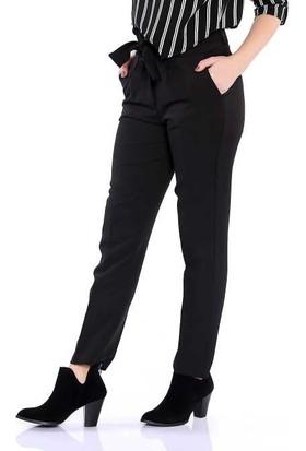 Zemin Giyim Kuşaklı Havuç Pantolon-6169