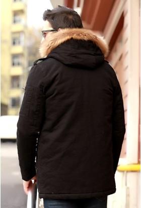 Zemin Giyim Erkek Mont-2646