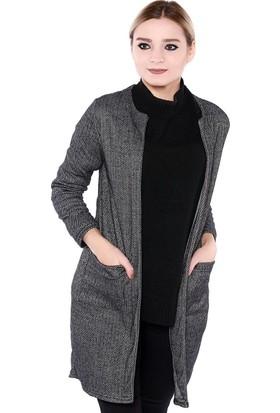 Zemin Giyim Cepli Hırka-2486