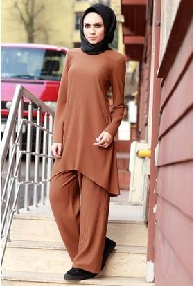 Zemin Giyim Otoban Kumaş Takım-4030
